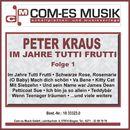 Im Jahre Tutti Frutti, Folge 1/Peter Kraus