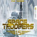 Space Troopers, Folge 15: Eiskalt (Ungekürzt)/P. E. Jones