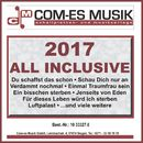 2017 All Inclusive/2017 All Inclusive