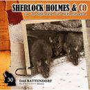 Folge 30: Das Rattendorf/Sherlock Holmes & Co