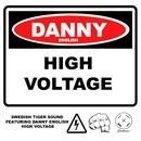 High Voltage (feat. Danny English)/Swedish Tiger Sound