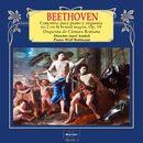 Beethoven: Concierto No. 2 para piano y orquesta in B Major, Op. 19/Orquesta de Cámara Romana / Josef Anduli / Wolf Rottmann