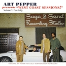 "Art Pepper Presents ""West Coast Sessions!"" Volume 2 (feat. Pete Jolly)/Art Pepper"
