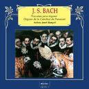 Bach: Toccatas para órgano/Josef Hampel