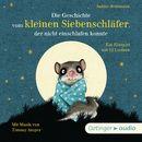 Die Geschichte vom kleinen Siebenschläfer, der nicht einschlafen konnte/Sabine Bohlmann