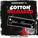 Cotton Reloaded, Sammelband 14: Folgen 40-42/Jerry Cotton