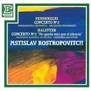 Penderecki: Cello Concerto No. 2 - Halffter: Cello Concerto No. 2/Mstislav Rostropovich