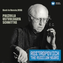 Piazzolla, Ustvolskaya, Schnittke: Works for Cello (Russia, 1996)/Mstislav Rostropovich