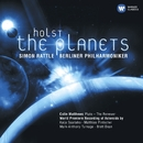Holst: The Planets - World Premiere Recording of Asteroids/Sir Simon Rattle/Berliner Philharmoniker