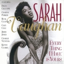 Every Thing I Have Is Yours/Sarah Vaughan