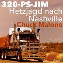 Hetzjagd nach Nashville - 320-PS-JIM 4 (Ungekürzt)/Alfred Wallon