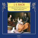 Bach: Conciertos de Brandemburgo No. 3, 5 y 6/Orquesta de Cámara Romana / Wilhem Hertz