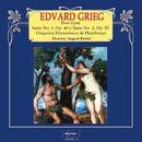 Grieg: Peer Gynt, Suites No. 1 y 2/Orquesta Filarmónica de Hamburgo / August Riebel