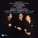 Dutilleux: Tout un monde lointain - Lutoslawski: Cello Concerto - Jolivet: Cello Concerto No. 2/Mstislav Rostropovich