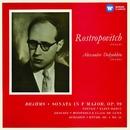 Brahms: Cello Sonata No. 2 & Works by Popper, Debussy & Scriabin/Mstislav Rostropovich