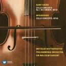 Saint-Saëns: Cello Concerto No. 1 & Miaskovsky: Cello Concerto/Mstislav Rostropovich
