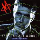 Famous Last Words/M