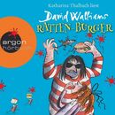 Ratten-Burger (Ungekürzte Lesung mit Musik)/David Walliams