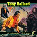Folge 27: Sie wollten meine Seele fressen/Tony Ballard