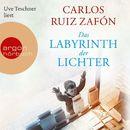 Das Labyrinth der Lichter (Gekürzte Lesung)/Carlos Ruiz Zafón