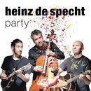 Party (Live)/Heinz De Specht