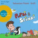 Pupsi und Stinki (Ungekürzte Lesung)/Sebastian Fitzek
