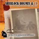 Folge 31: Der Verlust des amerikanischen Gentlemans, Episode 1/Sherlock Holmes & Co