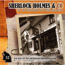 Folge 32: Der Verlust des amerikanischen Gentlemans, Episode 2/Sherlock Holmes & Co