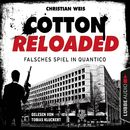 Cotton Reloaded, Folge 53: Falsches Spiel in Quantico - Serienspecial (Ungekürzt)/Jerry Cotton