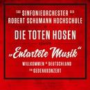 """""""Entartete Musik"""" Willkommen in Deutschland - ein Gedenkkonzert/Das Sinfonieorchester der Robert Schumann Hochschule & Die Toten Hosen"""