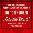 Willkommen in Deutschland/Das Sinfonieorchester der Robert Schumann Hochschule & Die Toten Hosen