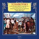 Tchaikovsky: Piano Concierto No. 1, Op. 23/Orquesta Filarmónica de Alemania / Albert Lizzio / Hans Lang