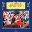 Handel: Concierto Grosso, Op. 3, No. 5 y No. 6/Orquesta Filarmónica Union / Rudolf Kempe