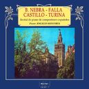 Recital de piano de compositores españoles: Blasco de Nebra - Falla - Castillo - Turina/Angeles Renteria