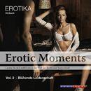 Blühende Leidenschaft - Erotic Moments Vol. 2 (Ungekürzt)/Diverse