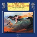 Famosas Oberturas: Weber - Verdi - Mozart - Rossini - Wagner/Orquesta Filarmónica de Alemania / Hans Zanotelli / Wilhelm Hertz