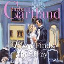 Love Finds the Way - The Pink Collection 3 (Unabridged)/Barbara Cartland