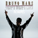 That's What I Like (PARTYNEXTDOOR Remix)/Bruno Mars