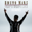 That's What I Like (feat. Gucci Mane) [Remix]/Bruno Mars