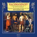 Rachmaninoff: Concierto para piano No. 2 in C Minor, Op. 18/Orquesta de la Sociedad de Música de Viena / Michael Gielen / Felicja Blumenthal