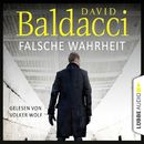 Falsche Wahrheit - Will Robies vierter Fall - Will Robie 4 (Gekürzt)/David Baldacci