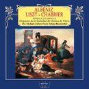 Música de España: Albéniz - Liszt - Chabrier/Orquesta de la Sociedad de Música de Viena / Michael Gielen / Felicja Blumenthal