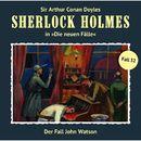 Die neuen Fälle, Fall 32: Der Fall John Watson/Sherlock Holmes