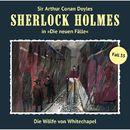 Die neuen Fälle, Fall 33: Die Wölfe von Whitechapel/Sherlock Holmes