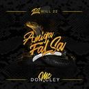 Amiga falsa (Participação especial MC Don Cley)/DJ Will22
