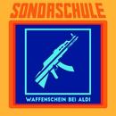 Waffenschein bei ALDI/Sondaschule