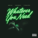 Whatever You Need (feat. Chris Brown & Ty Dolla $ign)/Meek Mill