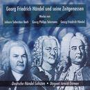 Händel und seine Zeitgenossen/Deutsche Händel-Solisten / Arnold Östman
