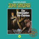Tonstudio Braun, Folge 82: Ein Totenopfer für Clarissa/John Sinclair