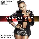 Elephant (Wideboys Remixes)/Alexandra Burke